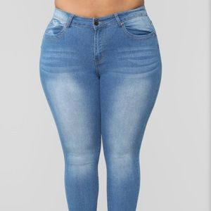 Let's Get Carried Away Jeans